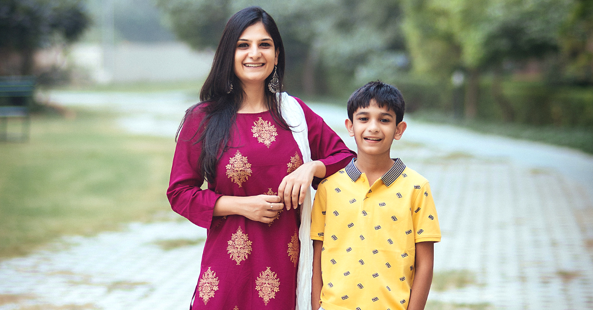 On Her Own: 3 Courageous Women Share What It Means to Be a Single Mother in India
