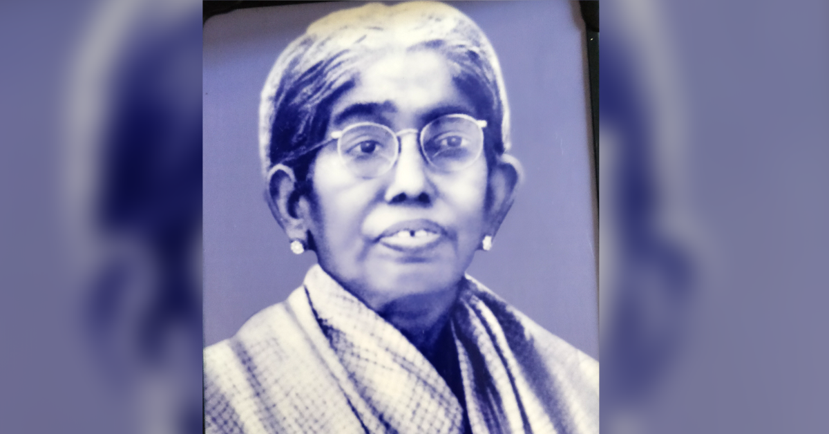 In 1951, This Housewife Wrote a Cookbook That Made Her a Legend in Tamil Nadu!