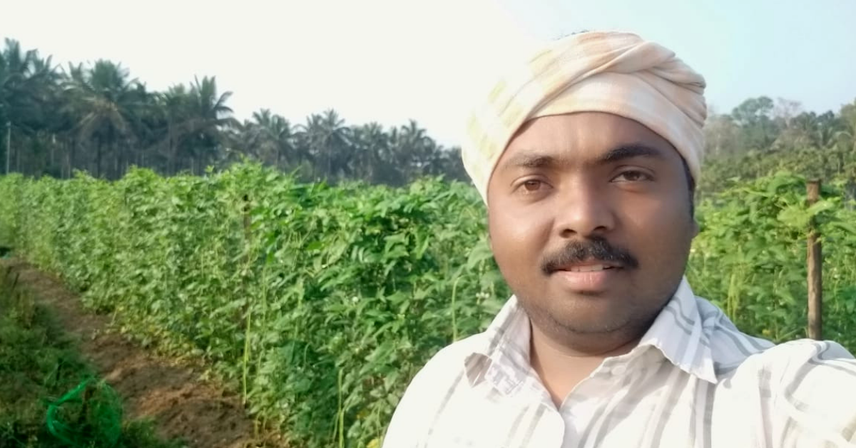 Kerala Duo Leave Job For Love of Farming, Now Earn Lakhs From Long Beans!