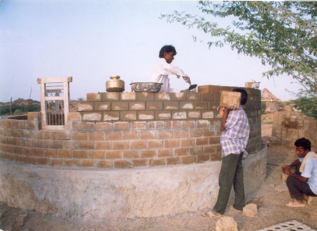Kachchh Earthquake Reconstruction (Source: Hunnarshala Foundation)