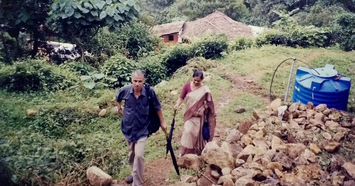 Kerala Couple Create Self-Sustaining Green Paradise Out of Degraded Land!
