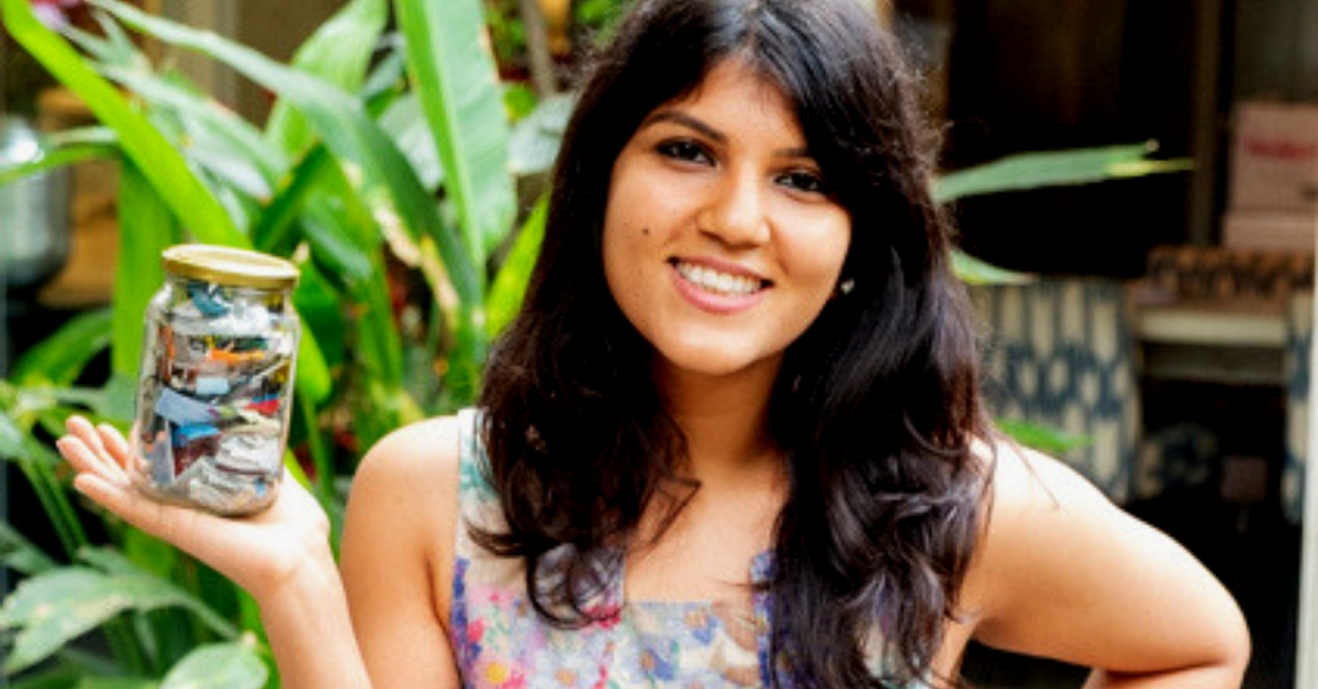 Moved by Waste-Pickers' Plight, 27-YO Eco Warrior Creates Sustainable Products Line