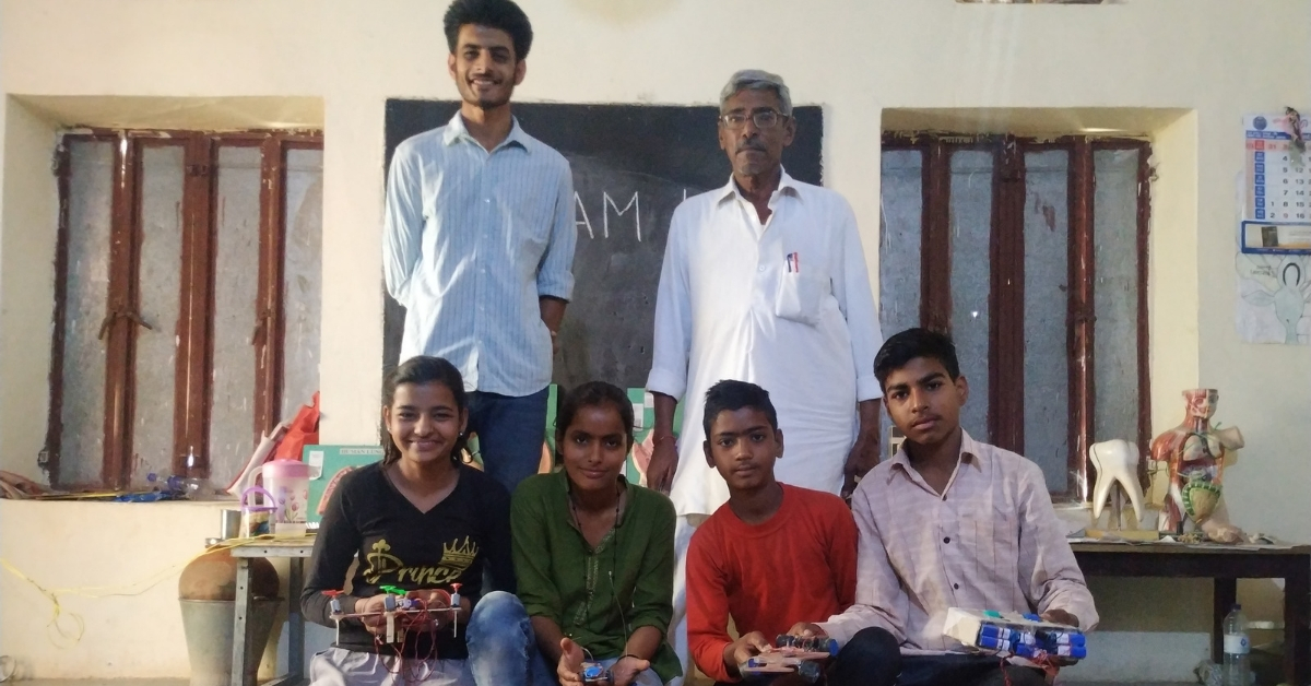 Join Now: Your Degree Can Change The Lives of Kids in This Remote Rajasthan Village