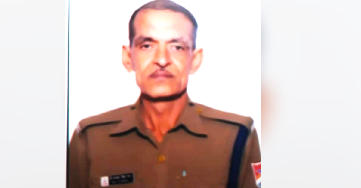 True Hero: RPF Cop Saves Couple & 3 Kids From Approaching Train, Loses Own Life