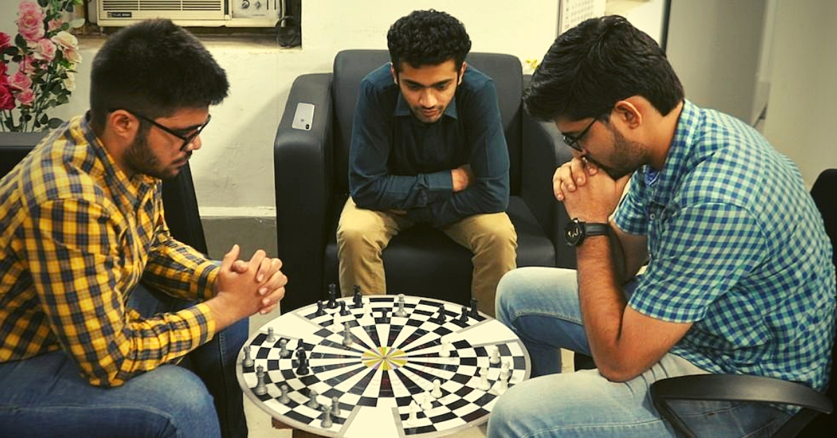 Love Games? Meet the IIT Alumnus Behind India's first 'Triwizard Chess' for 3 Players!