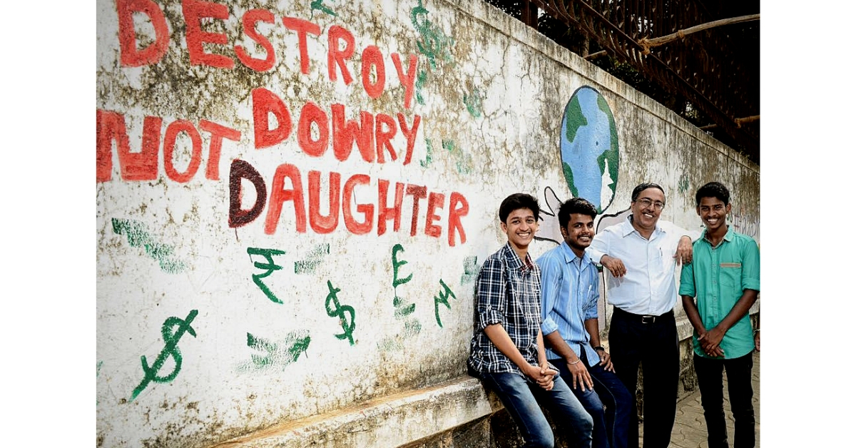 Her Feminism Is His Too: 5 Men Fighting For Women's Rights in India