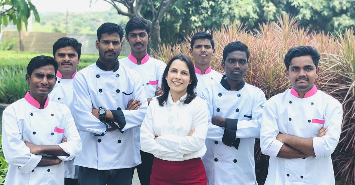 Hyderabad Woman Creates 'Green' Meals That Help People Eat Right, Earns Neat Profit!