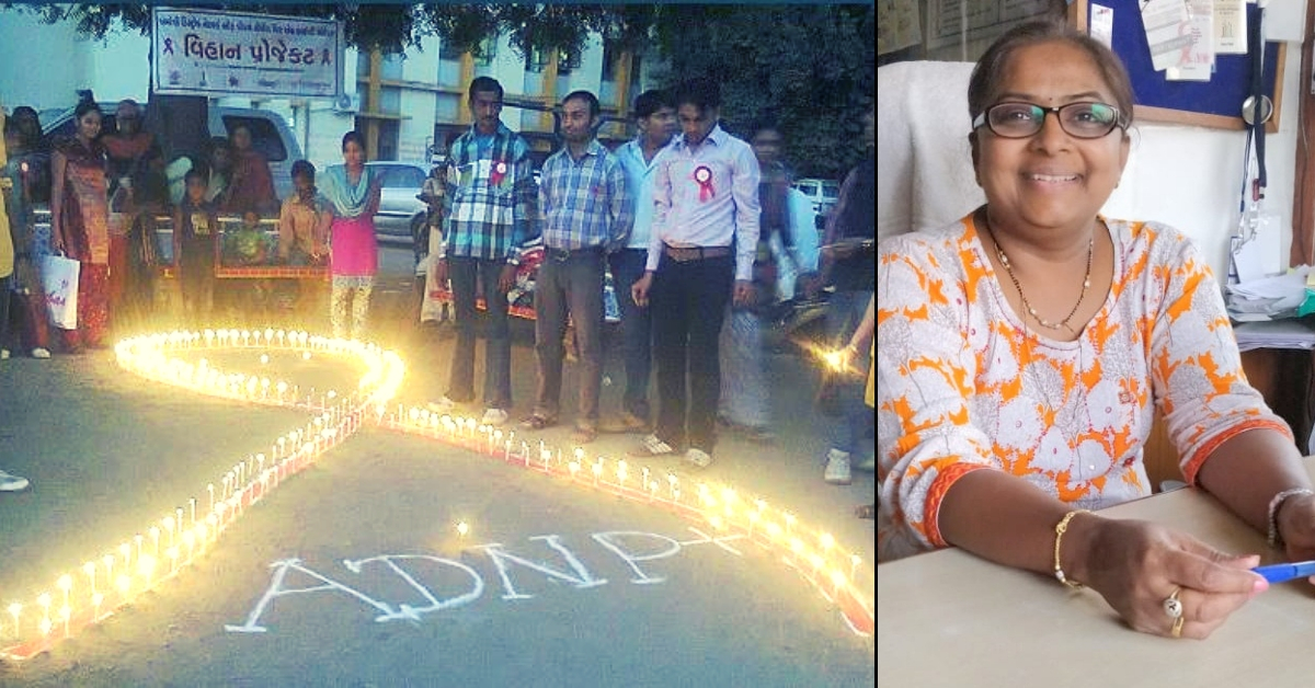 How a Woman, an NGO, & IIM-A are Helping People with HIV Find Love