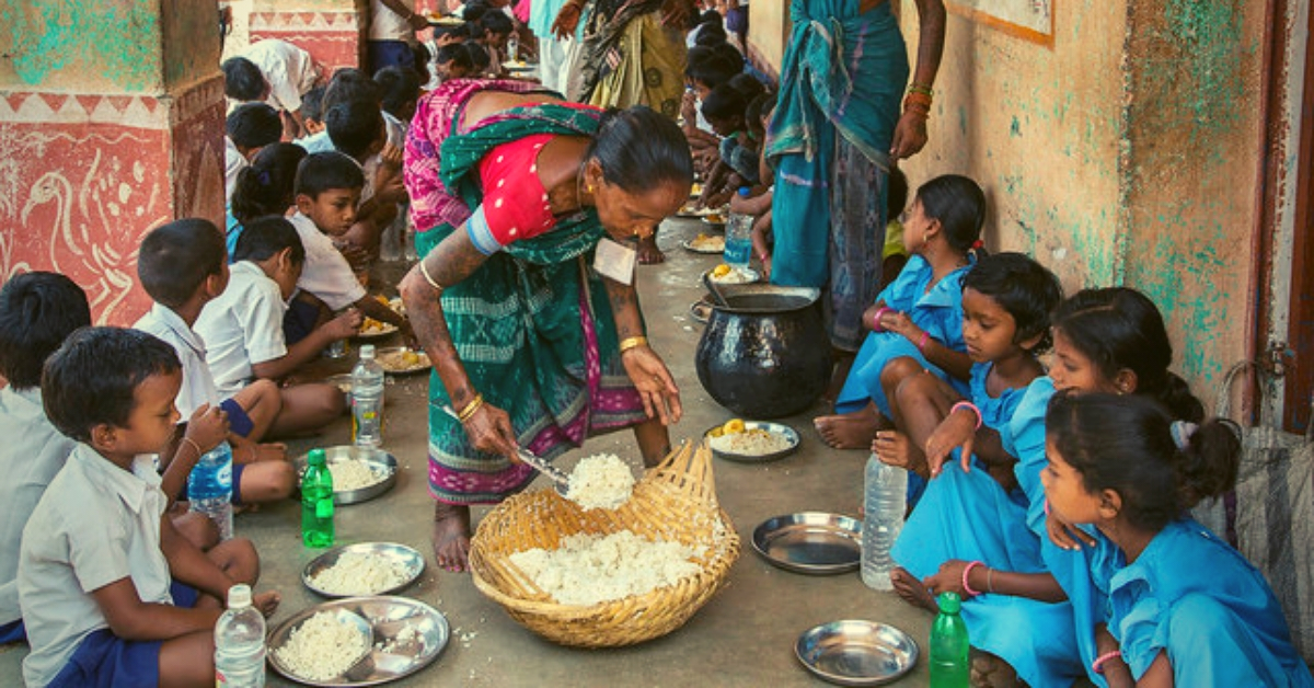 The 100-YO Tamil Nadu School Behind the Midday Meals That Feed Millions Today