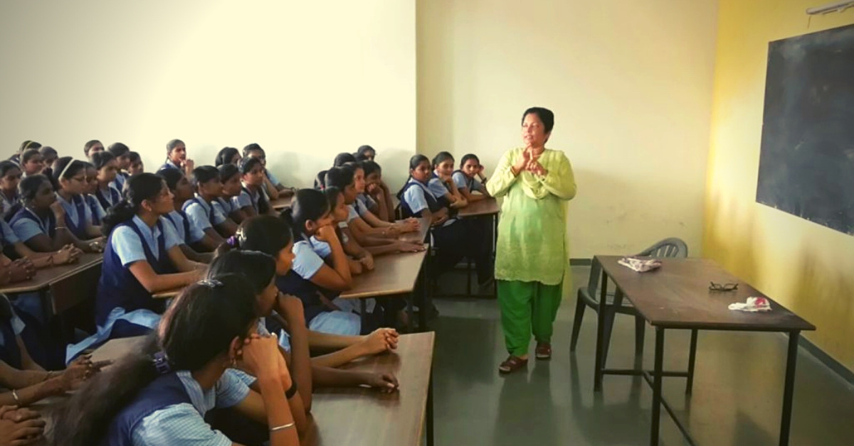 Meet The 63-YO Pune Woman Empowering 10000+ Sex Workers & Their Kids!
