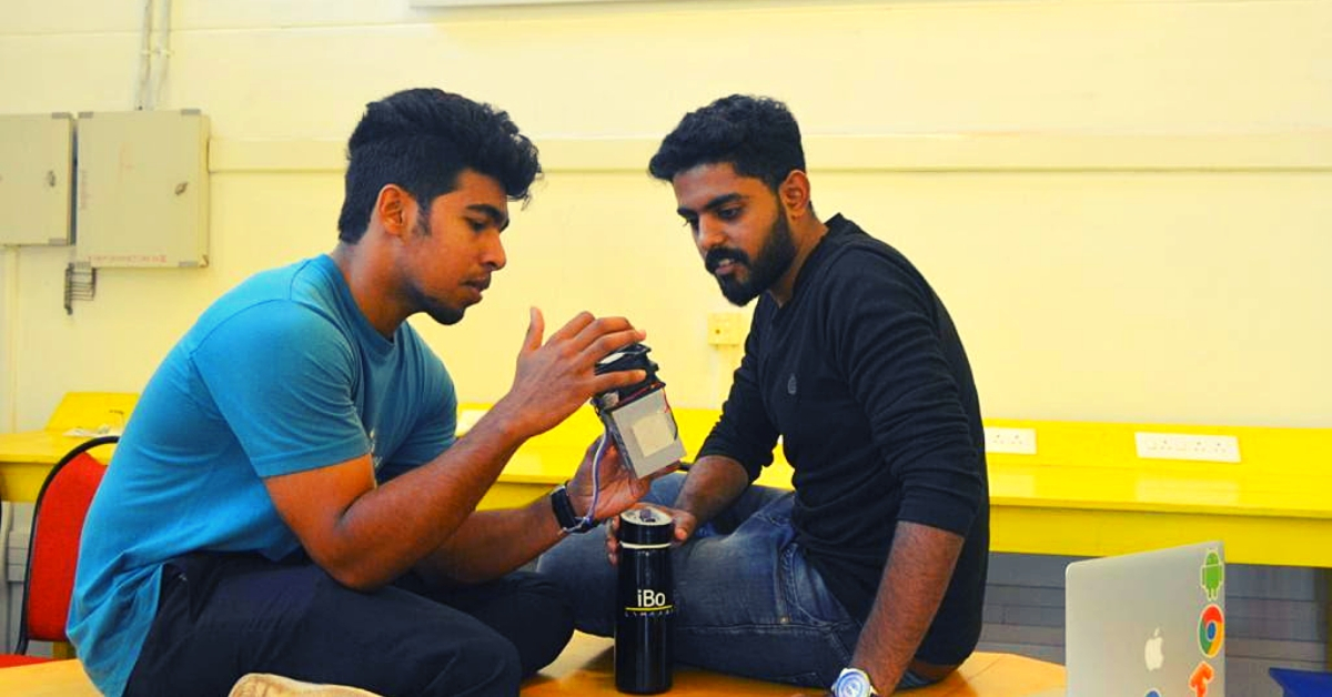 Kerala Students Build Low-Cost, Organic Purifier That Makes Sewage Water Drinkable!