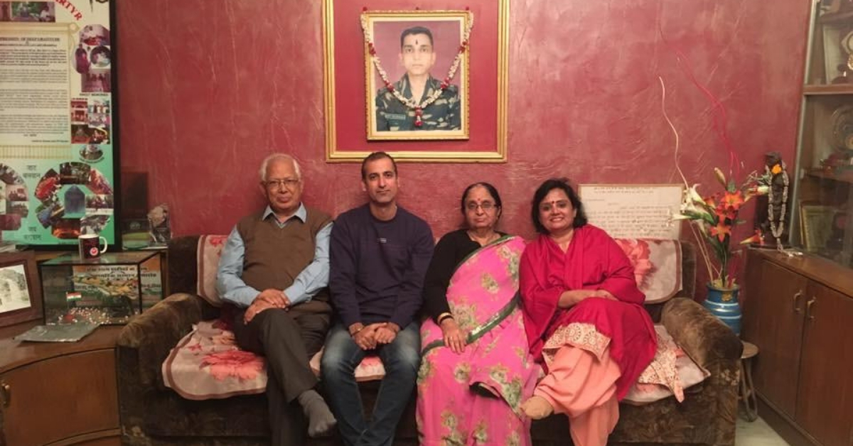In 20 Years, Jammu Man Has Visited Families of More Than 200 Martyrs. Here's Why
