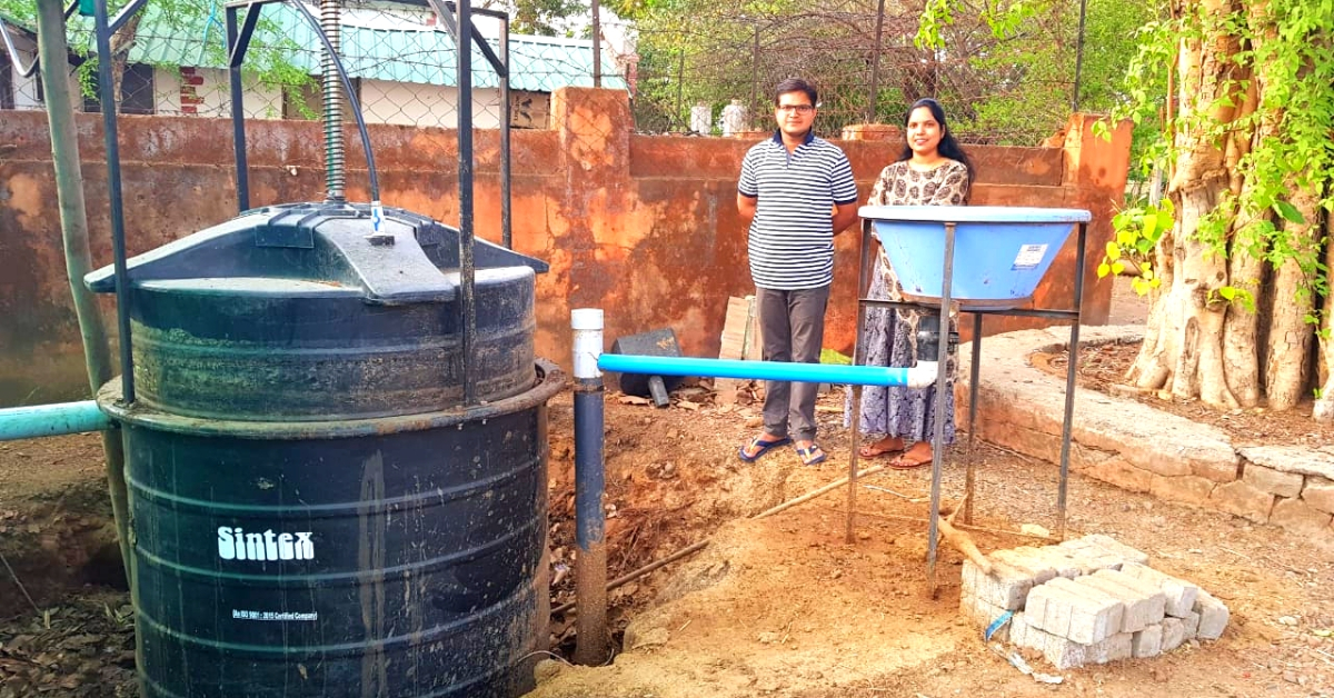IFS Officer Powers His Kitchen via Biogas, Gives Fertiliser By-Product to Forest Dept