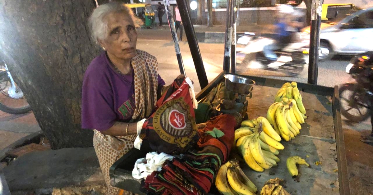 Bengaluru Folks Turn IPL Flags into Bags, Distribute Them to Vendors for Free!