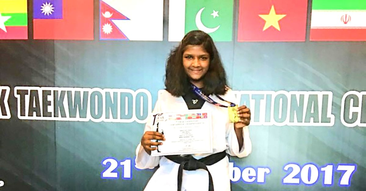Here's How This Father Is Crowdfunding His Taekwondo Champ Daughter's Olympic Dream!