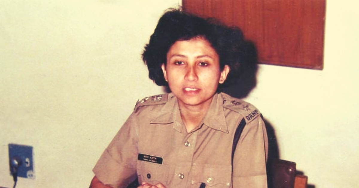 Yamin Hazarika: Assam's First Lady cop, A Single Mom to 2 Kids & Icon to Millions