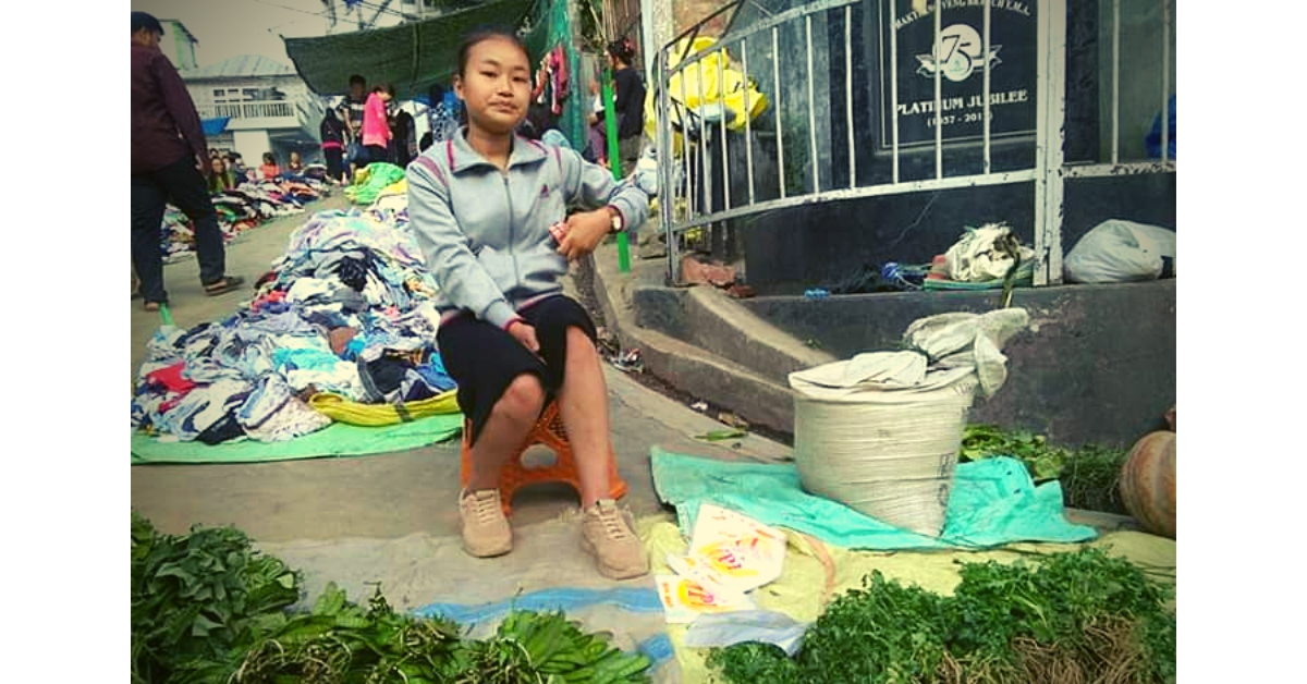 Daughter of Vegetable Sellers Scores 97.2% in Boards, Makes Whole of Mizoram Proud!