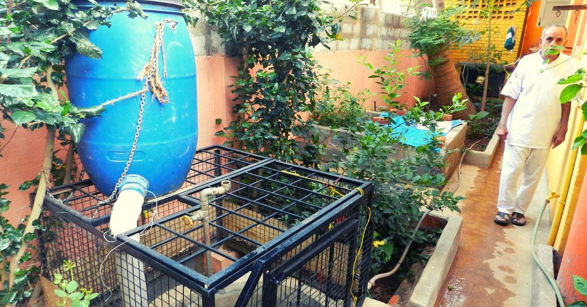Harvest Rain or Pay Higher Water Bill: DIY App by Bengaluru's Rainman Can Help!