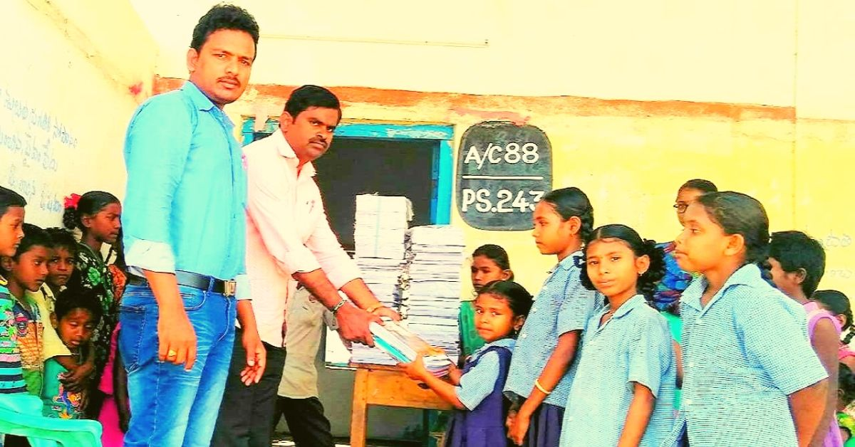Telangana Headmaster Vows to Give Up Salary If Late, Singlehandedly Raises Attendance!