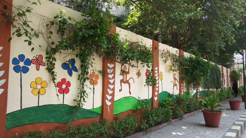 Chennai street sustainable homes green award Tamil Nadu govt