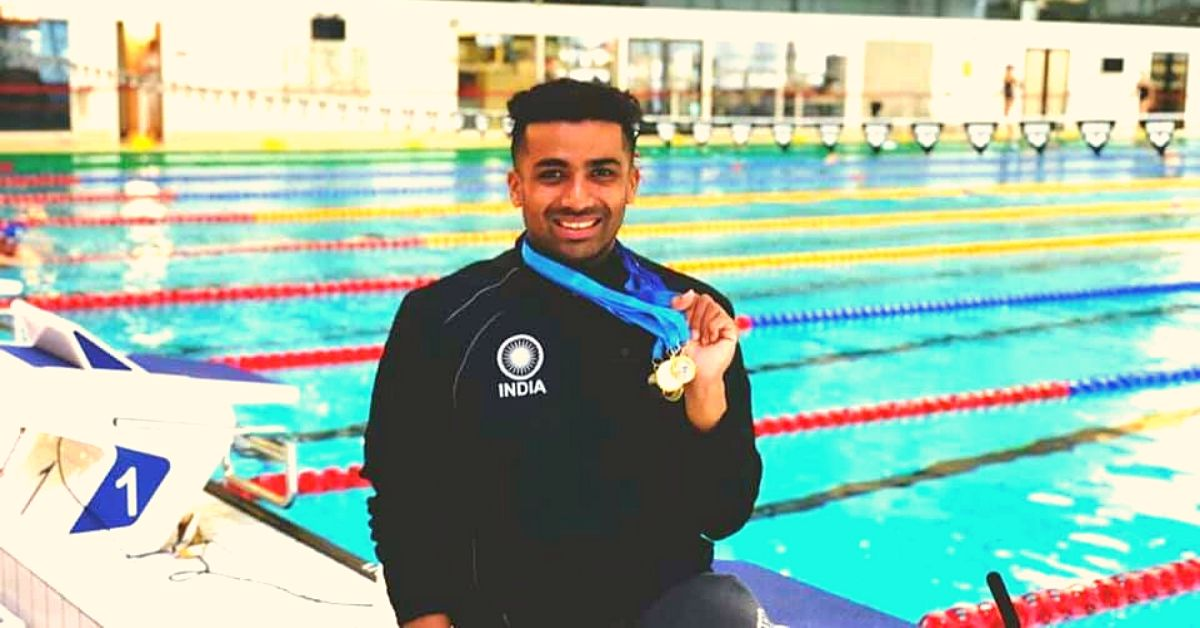17 Surgeries & 32 Metal Rods Couldn't Stop Him From Winning 5 Golds For India!