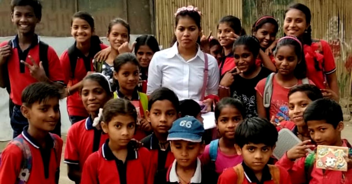 Once a Beggar, Delhi Woman Braves Death Threats to Ensure Kids Don't Walk Her Path