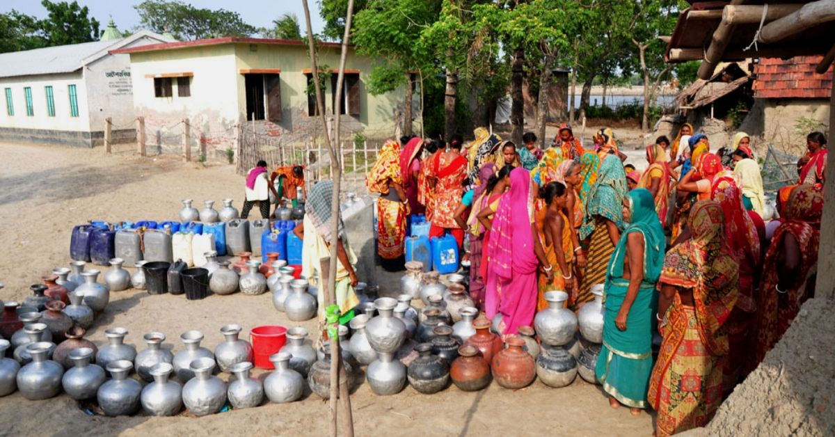 In Parched Bundelkhand, Army of 735 'Water' Women Breathe Life into 150 Villages!