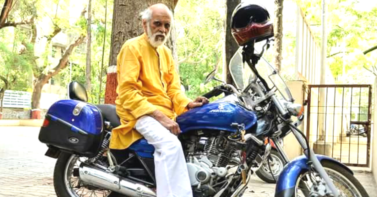 Tribute: Why This Pune Legend Spent 18 Years Handing Out Cartoon Postcards to Citizens on Busy Roads