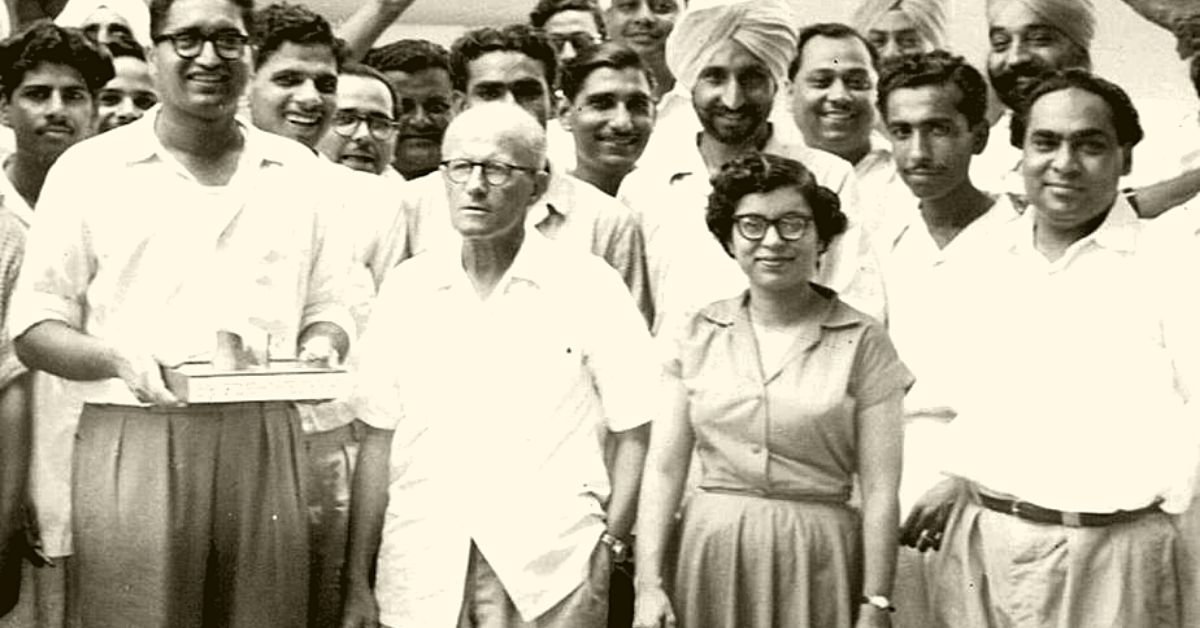 How India's First Woman Architect Blazed a Trail With Her Work on Chandigarh!