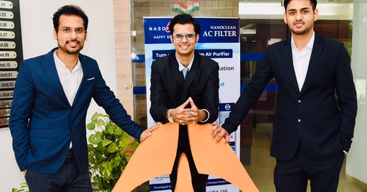 This IIT-Delhi Startup's Innovation Tackles Air Pollution for Just Rs 10!