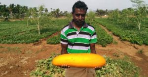 tamil nadu organic farmer engineering dropout career inspiring india