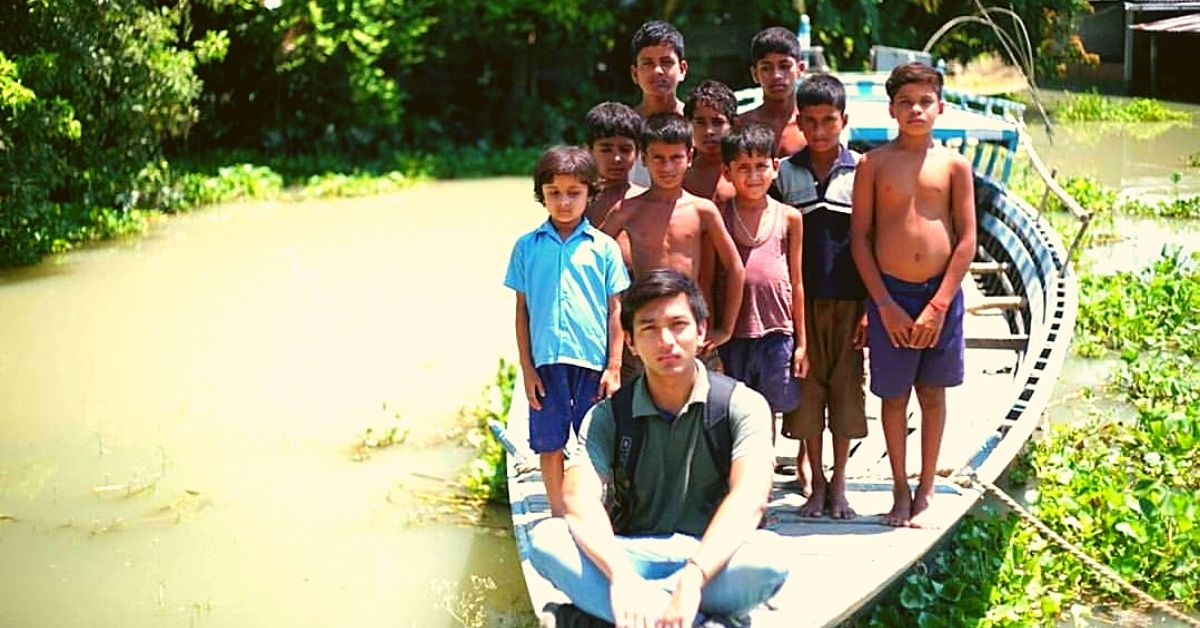Assam Musician Helps Flood-Hit Families Stay Safe, Shares How You Can Help