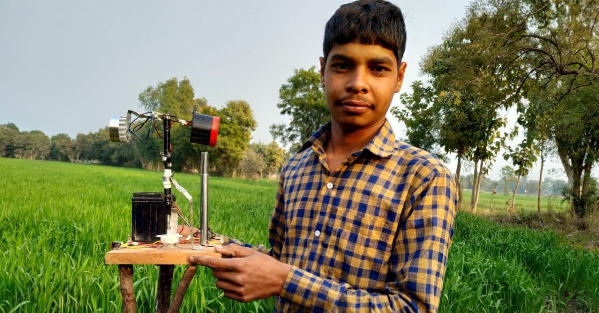 Driverless Tractors & Diya 'Guards': How Low-Cost Innovations Can Transform Farms