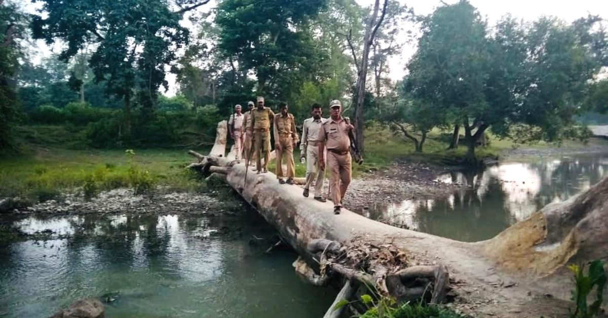 Dudhwa IFS Officer Introduces App & Smart Patrolling, Nabs 200 Poachers in a Year!