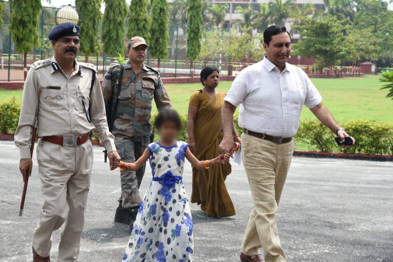 Beyond Duty: IAS Officer Admits Prison Inmate's Daughter in International School