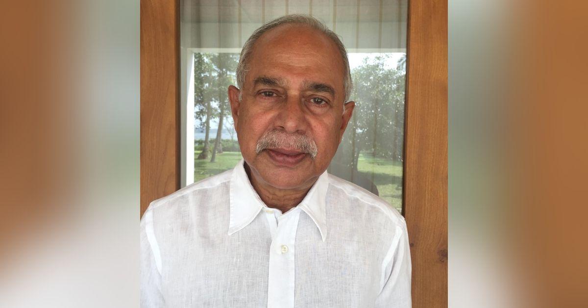 74-YO Ex-IPS Officer Turns Organic Farmer, Grows Paddy & Shrimp in Kerala!