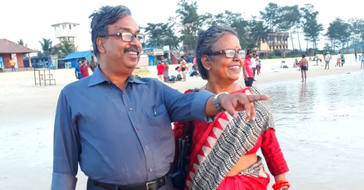 Fighting Cancer to Travel the World: Mumbai Couple's Love Story Will Leave You Teary-Eyed!