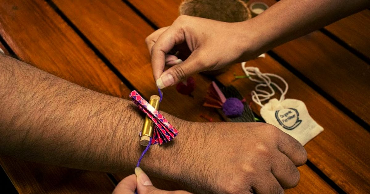 A Story in Each Thread: 6 'Living' Rakhis To Make Your Raksha Bandhan Special!