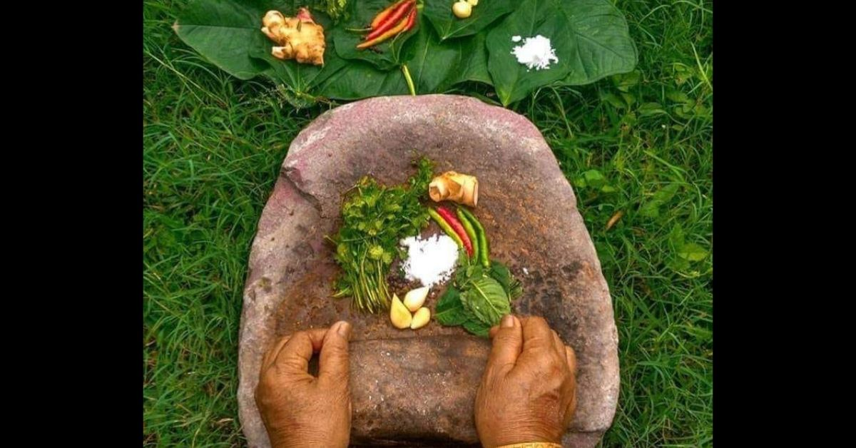 Tracing Uttarakhand's Ancient Tradition of Making Flavoured Pahadi Salts by Hand!