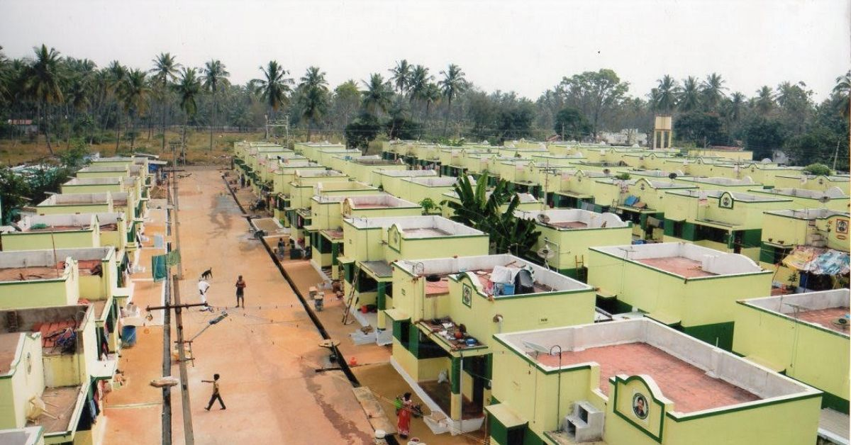 TN Panchayat Builds Homes For Its Poor, Sells Wind Energy to Govt for Rs 11 Lakhs/Year!