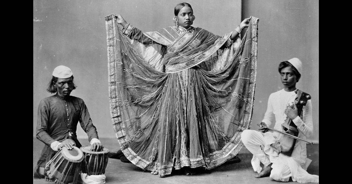 Erased by History, These 'Tawaifs' Were Unsung Heroines of India's Freedom Struggle