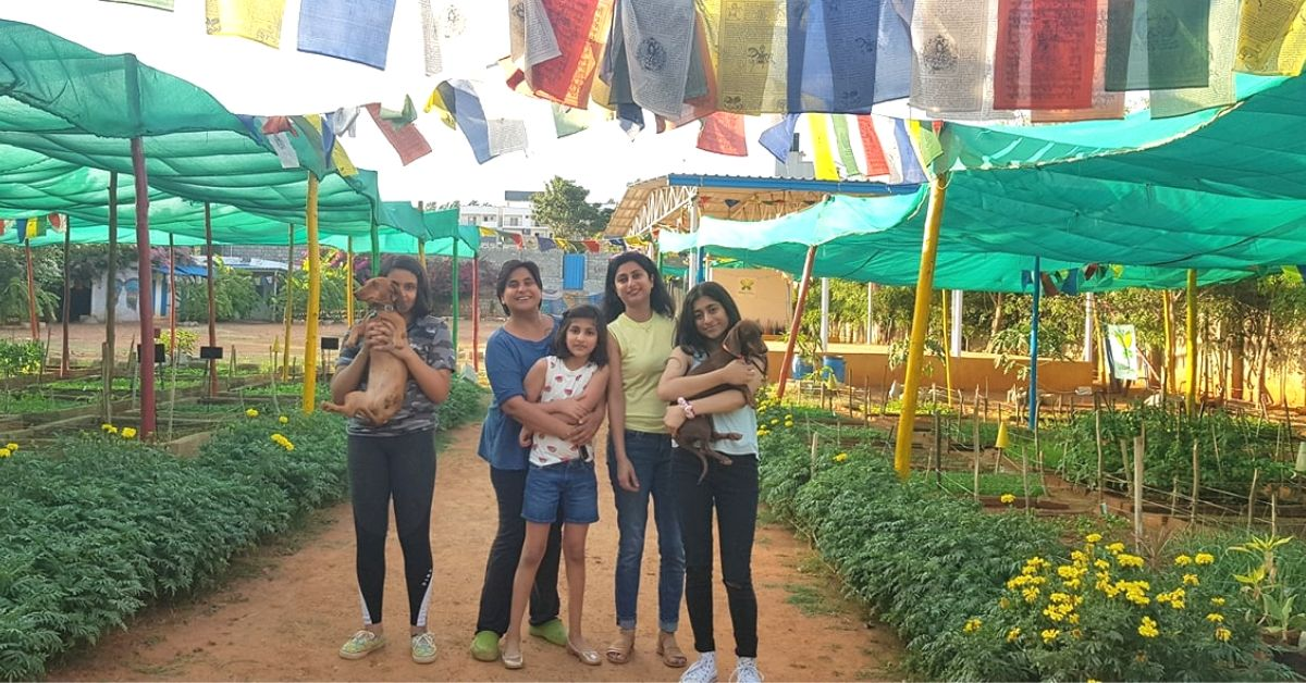 She Quit a Corporate Career so City Folks Could Experience Village Life in Bengaluru
