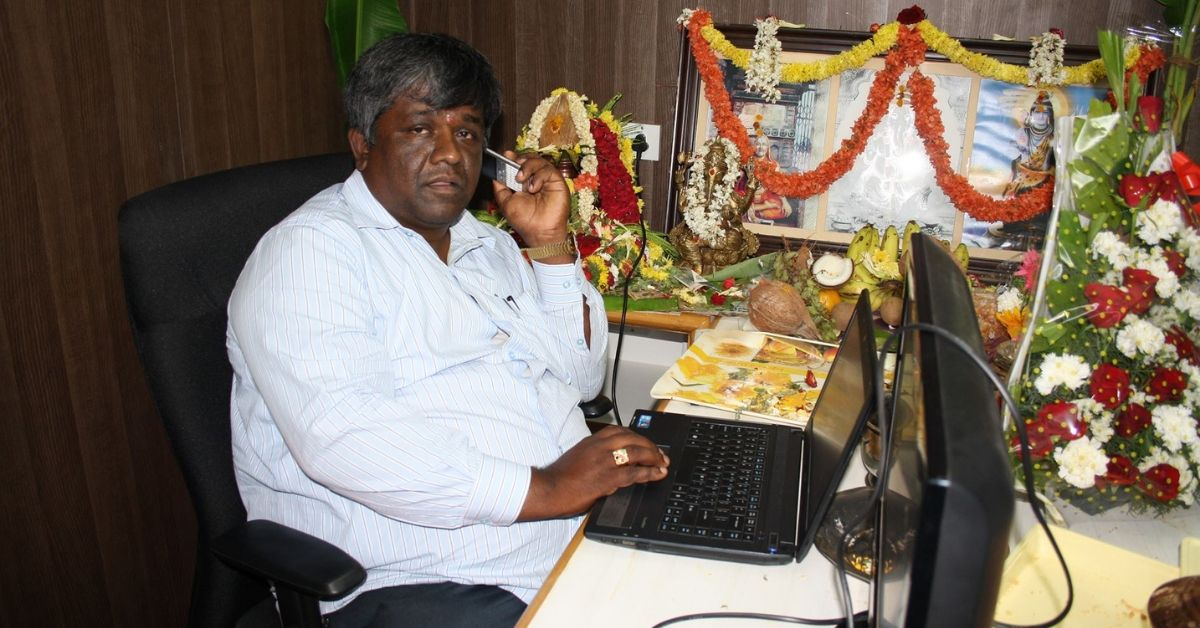 K'taka Man's Struggle Took Him From Begging For Food to a Rs 38 Crore Turnover!