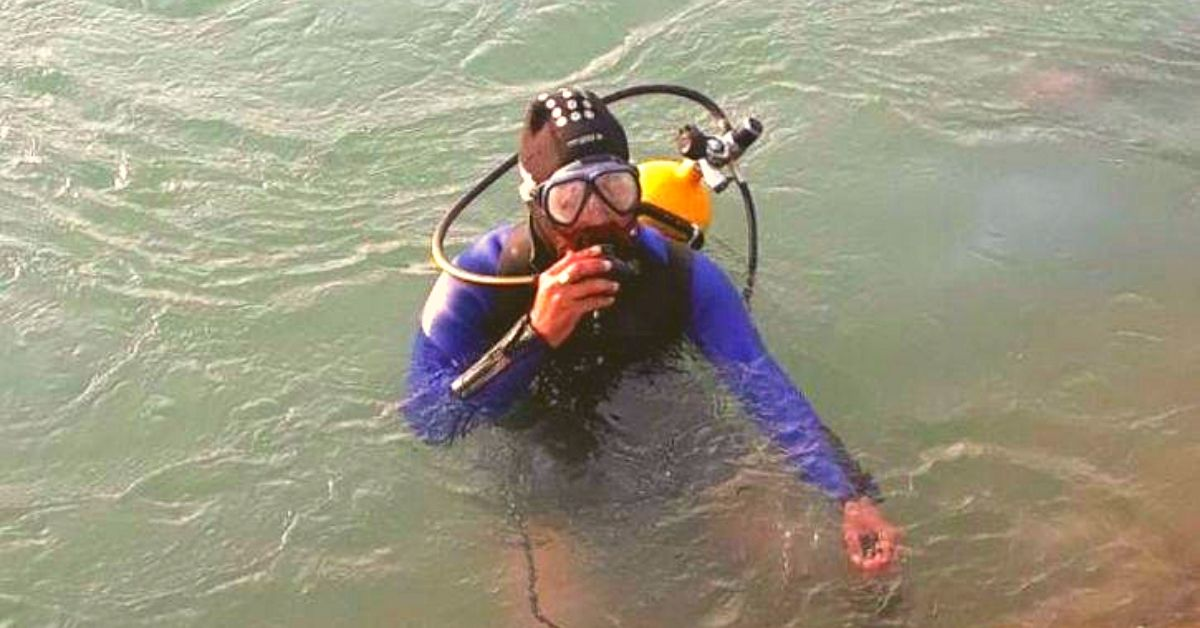 This Haryana Diver Has Saved Over 1.6K Lives & Retrieved 1000s of Drowned Bodies!