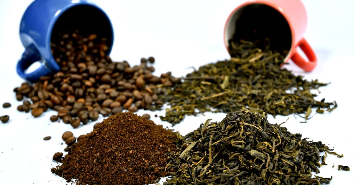 Don't Dump Used Tea Leaves, Coffee Grounds! 6 Things You Can Do With Them Right Now
