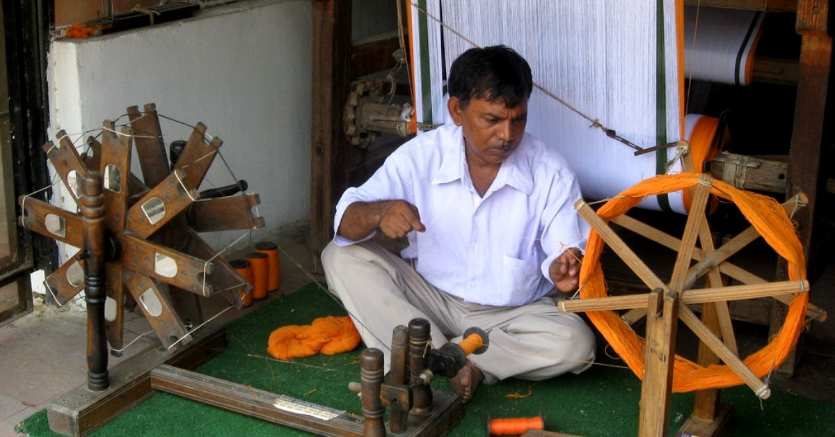 Where's Your Cotton From: 5 Ways to Check If It's Khadi, Handloom or Mill-Produced