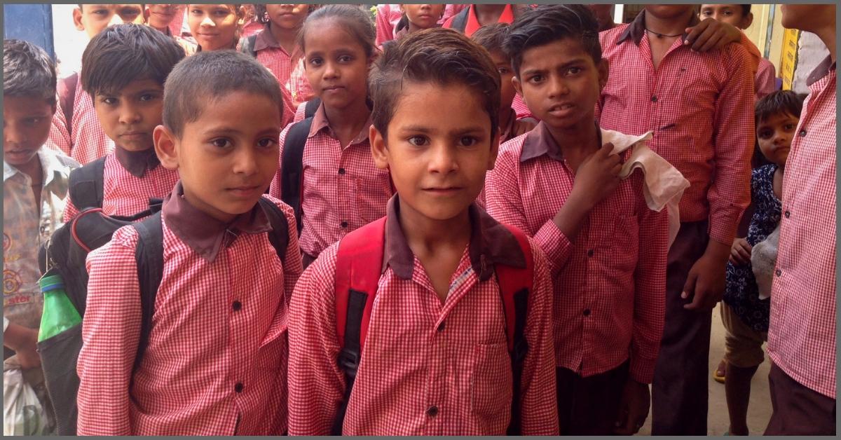 Agra Govt School Harvests Over 1 Lakh Litres of Rain/Year, Improves Health of Kids!