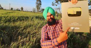 haryana youtube farmer earning lakhs farming leader