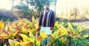 himachal farmer lakhs organic food farms sailor india