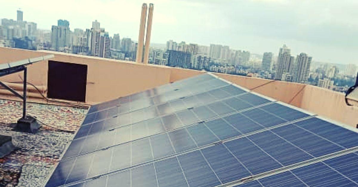 Mumbai Society Harvests Upto 13K Litres Rainwater/Day, Saves Lakhs Using Solar Power